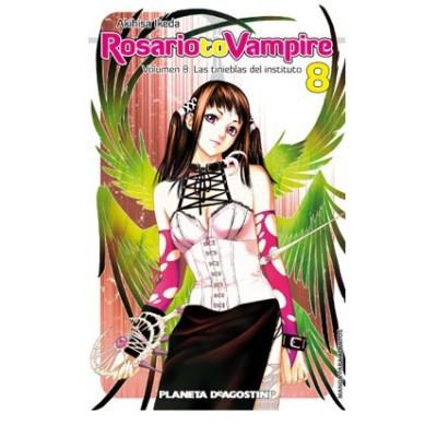 Rosario To Vampire Nº 08