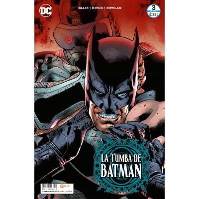 La tumba de Batman nº 03 de 12