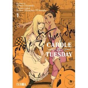 Carole & Tuesday 01