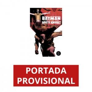 Batman: La maldición del Caballero Blanco - Edición limitada en b/n