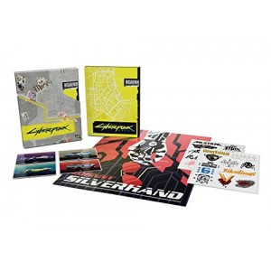 THE WORLD OF CYBERPUNK 2077 DELUXE EDITION (Inglés)
