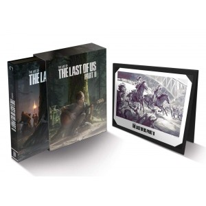 The Art of The Last of Us Part II Deluxe Edition (Inglés)