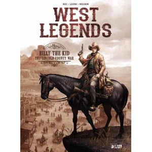 West Legends 2.Billy the Kid
