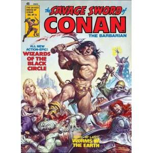 Biblioteca Conan. La Espada Salvaje de Conan 06