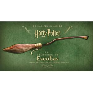 Harry Potter: La Colección de Escobas y Otros Artefactos del Mundo Mágico