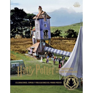 Harry Potter: Los Archivos de las Películas 12