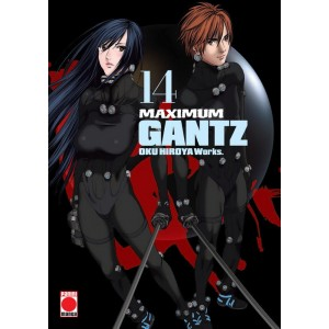 Gantz Maximum nº 14