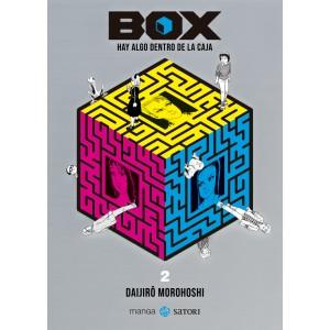 Box. Hay algo dentro de la caja 01