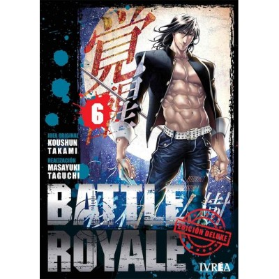 Battle Royale Deluxe nº 06
