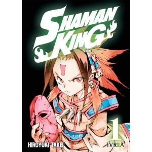 Shaman King nº 01