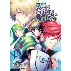 The Rising of the Shield Hero nº 09