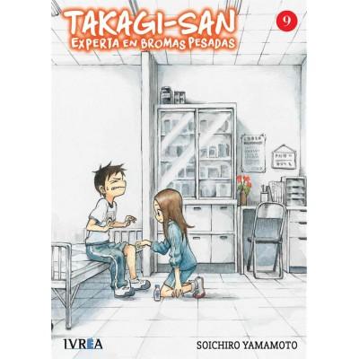 Takagi-san, experta en bromas pesadas nº 09