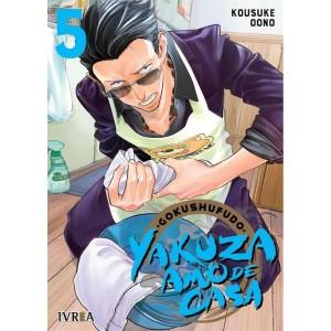 Gokushufudo: Yakuza Amo de Casa nº 05