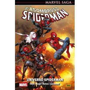 Marvel Saga nº 109. El Asombroso Spiderman 48: universo Spiderman