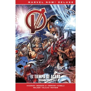 Marvel Now! Deluxe. Los Vengadores de Jonathan Hickman nº 09
