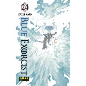 Blue Exorcist nº 24
