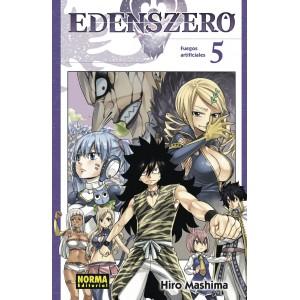 Eden's Zero nº 05