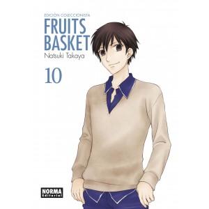 Fruits Basket Edición Coleccionista nº 10