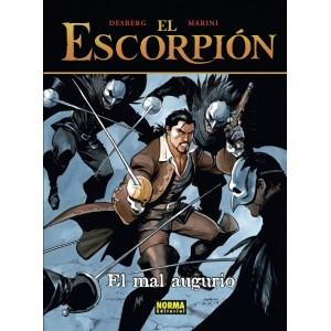 El Escorpión 12. El Mal Augurio Rústica
