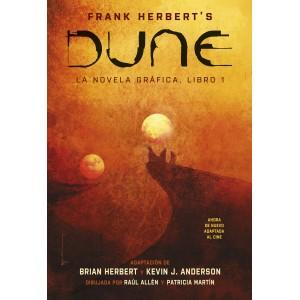 Dune La Novela Gráfica nº 01