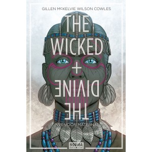The Wicked + The Divine nº 07. Invención Maternal