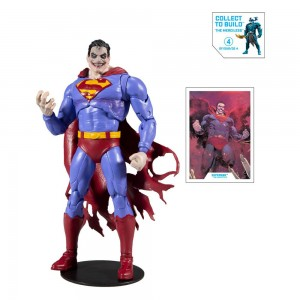 DC Multiverse - Build A Superman The Infected