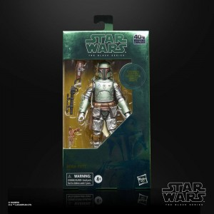 Star Wars Episode V Black Series Carbonized - 2020 Boba Fett