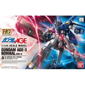 HG GUNDAM AGE-3 NORMAL 1/144