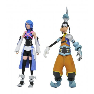 Kingdom Hearts Select Pack - Aqua y Goofy