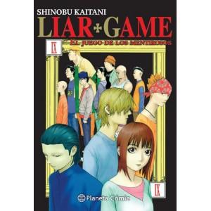 Liar Game nº 09 (Nueva edición)