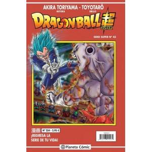 Dragon Ball Serie Roja nº 254