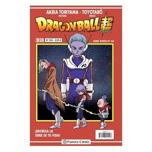 Dragon Ball Serie Roja nº 255
