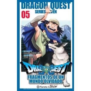 Dragon Quest VII nº 05