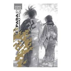 La Espada Del Inmortal Kanzenban nº 15