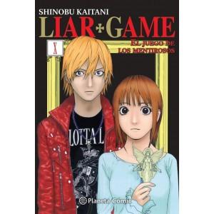 Liar Game nº 10 (Nueva edición)