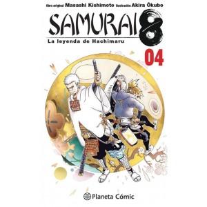 Samurai 8 nº 04