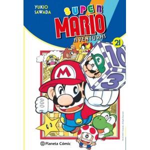Super Mario Aventuras nº 21