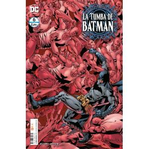 La Tumba de Batman nº 06 de 12