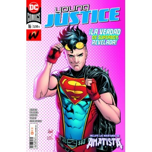 Young Justice nº 16
