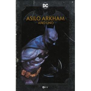 Batman: Asilo Arkham – Año Uno