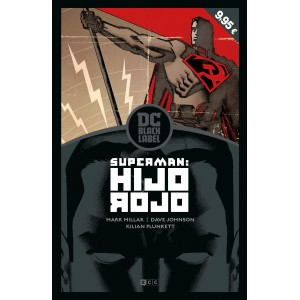 Superman: Hijo rojo (Edición Black Label Pocket)