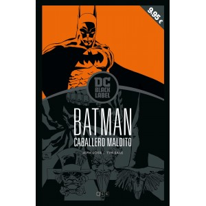 Batman: Caballero maldito (Edición DC Black Label Pocket)