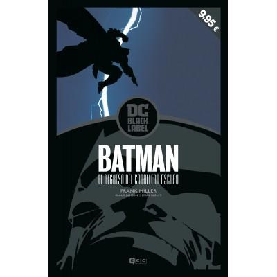 Batman: El regreso del Caballero Oscuro (Edición Black Label Pocket)