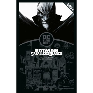 Batman: Caballero Blanco (Edición DC Black Label Pocket)