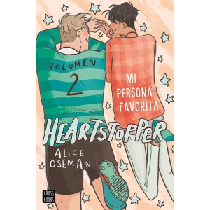HEARTSTOPPER 2 MI PERSONA FAVORITA