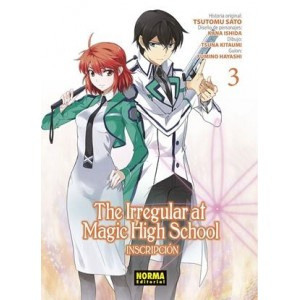 The Irregular at Magic High School nº 03