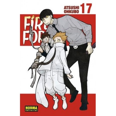 Fire Force nº 17