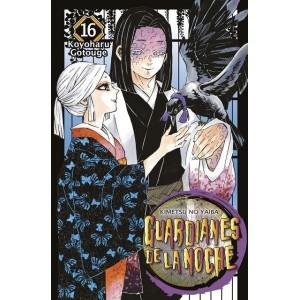 Guardianes de la noche nº 16