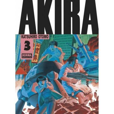 Akira, ed. Original nº 03