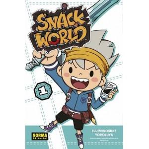 Snack World nº 01